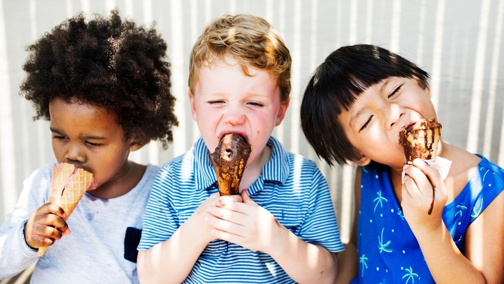 Shy Kids don't get Sweets (How to ask for success)